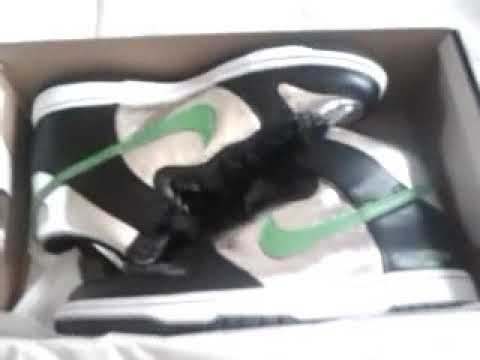 Nike Dunks ID GunMetal (Limited Edition) (Step Up 3D)