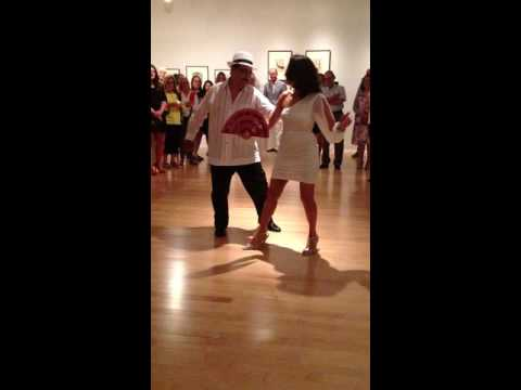 Danzon Demo at the San Antonio Museum of Art (2015)
