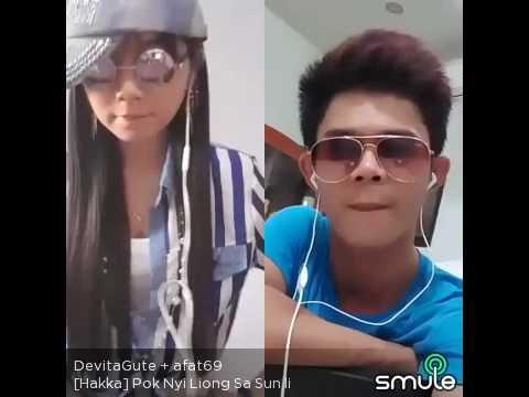 Pok Nyi Liong Sa Sun Li (Smule Hakka)Duet