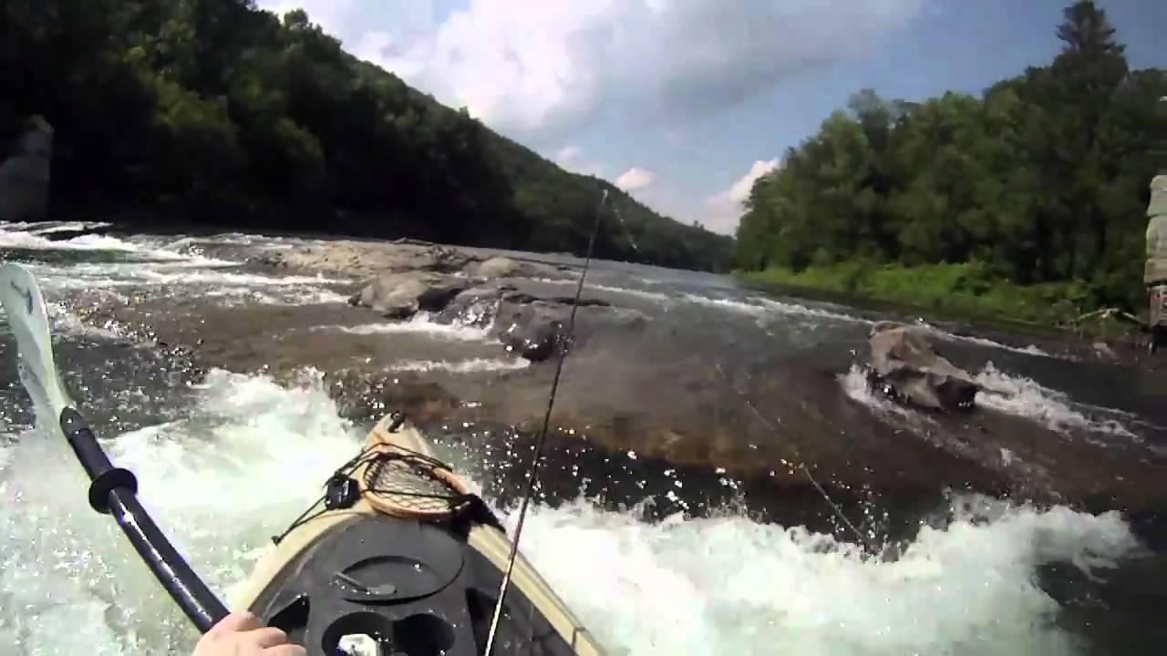 2010 white river vt kayak fishing trip dam run youtube for Vermont fishing license