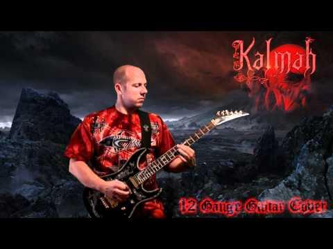 Kalmah - 12 Gauge - Guitar Cover