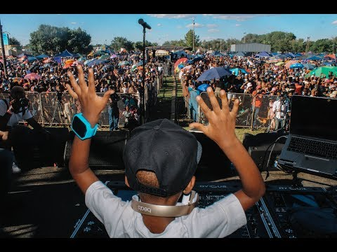 Dj Arch Jnr Kick Starting The New Year At Tlokwe Chillaz 2018, Happy New Year (5yrs Old)