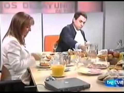 TVE Internacional | Los desayunos: José Mota (2009).