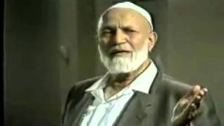 Ahmed Deedat Answer – Why Servant of God instead of Son