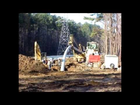 Keystone Pipeline Working 5-9