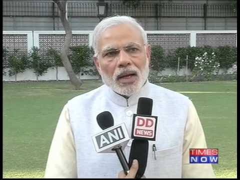 Atal ji is an inspiration to many Indians like me: Narendra Modi