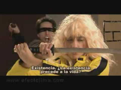 KILL BILL FRANCESA (LE KILL BILLE)