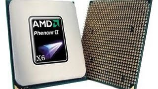 Обзор AMD Phenom II X6 1075T