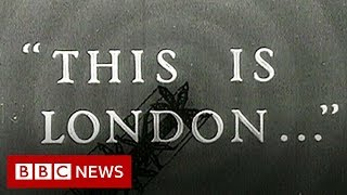 BBC's secret World War Two role revealed - BBC News