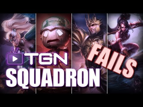 "► TGN Squadron - Fails - ""Comcast Wins"""