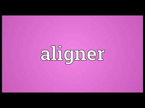 Header of Aligner