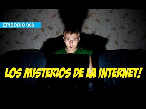 Los Misterios de La Internet !