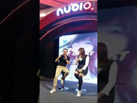 สัมภาษณ์สด นดุจ StepGeek ที่ Nubia Smartphone Thailand ศูนย์สิริกิตต์ ในงาน Thailand Mobile Expo