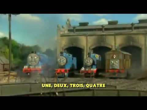 Thomas and Friends - Roll Call (French)