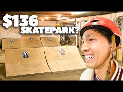 I PAID $136 TO SKATE THIS PARK!!