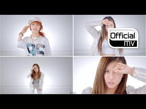 [MV] GLAM(글램)_In Front of the Mirror(거울앞에서)