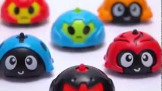 Đồ chơi ô tô kết hợp con quay  | Bộ tứ siêu hot gyro car 2018 |  awesome and amazing toy