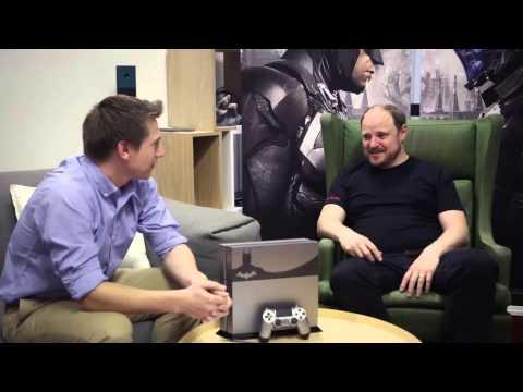 Interview: Dax Ginn of Rocksteady Studios