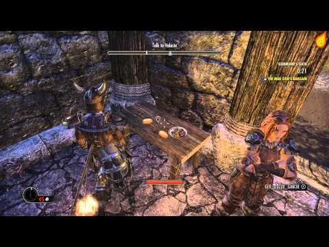 Elder Scrolls Online: #12 Drunk and Disorderly - Console Gameplay