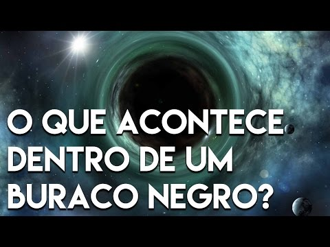 4 Novas Teorias – O que Acontece dentro de um Buraco Negro O PORQUÊ DAS COISAS