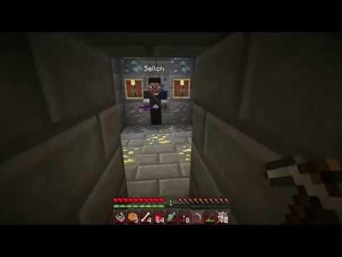 Minecraft:Прохождение карты Спасите животных №1
