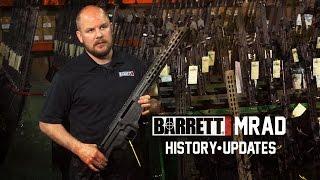 Barrett M107 .50 Caliber sniper rifle