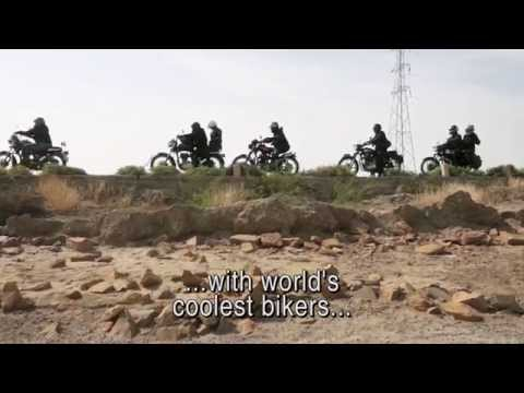 Rubaroo Kutch 14 - A Hardcore Motorcycle Ride (Trailer)