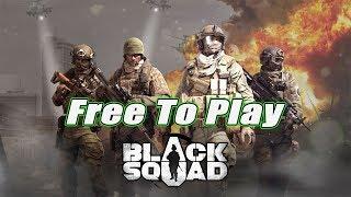 Hướng dẫn tải game Black Squad - Game Bắn Súng FPS Online Siêu Đẹp