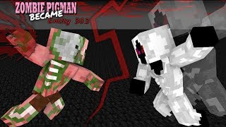 MONSTER SCHOOL : ZOMBIEPIGMAN BECAME ENTITY 303 - EPIC DRAWING (PART 5)