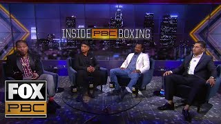 Shane Mosley, Josesito Lopez, Shawn Porter, & Mikey Garcia in fighters-only talk | INSIDE PBC BOXING