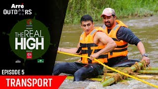 Episode 5 | The Real High With Rannvijay Singha | Transport | Arre Outdoors