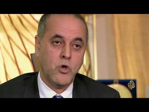 """جريدة طنجة بقناة الجزيرة """"الصحافة الورقية بالمغرب"""""""
