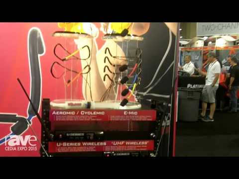 CEDIA 2015: Fitness Audio Shows Off Its Audio Gear and Components for the Fitness Industry
