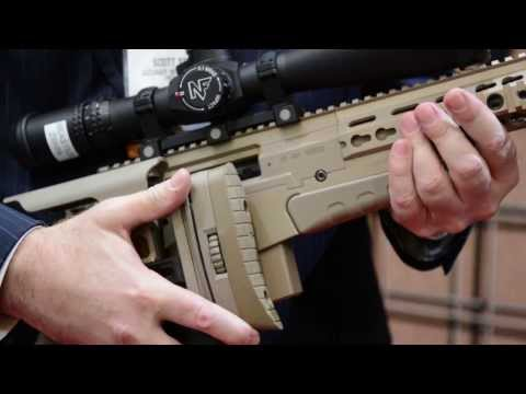 SHOT Show 2014 - Accuracy International AX .338 MC