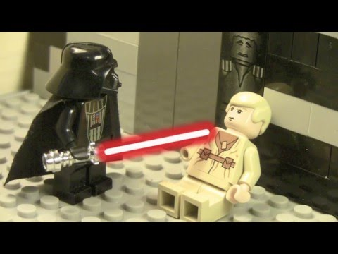 LEGO Star Wars: I am your Father Spoof