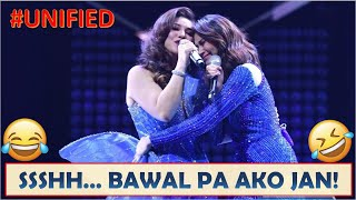 Sarah Geronimo Nailang sa mga Jokes ni Regine Velasquez | UNIFIED | Chika Today