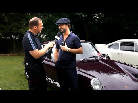 Jamiroquai Джей Кей и его Porsche 911 2.7 RS