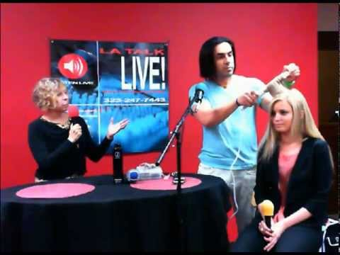 Hairstyling Special on Alayna's Beauty Talk n' More! on LATalkLive