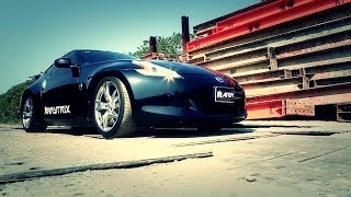 Nissan フェアレディZ 370Z (Z34)'s ULTIMATE WEAPON, ARMYTRIX SUPER-SPORT VALVETRONIC EXHAUST