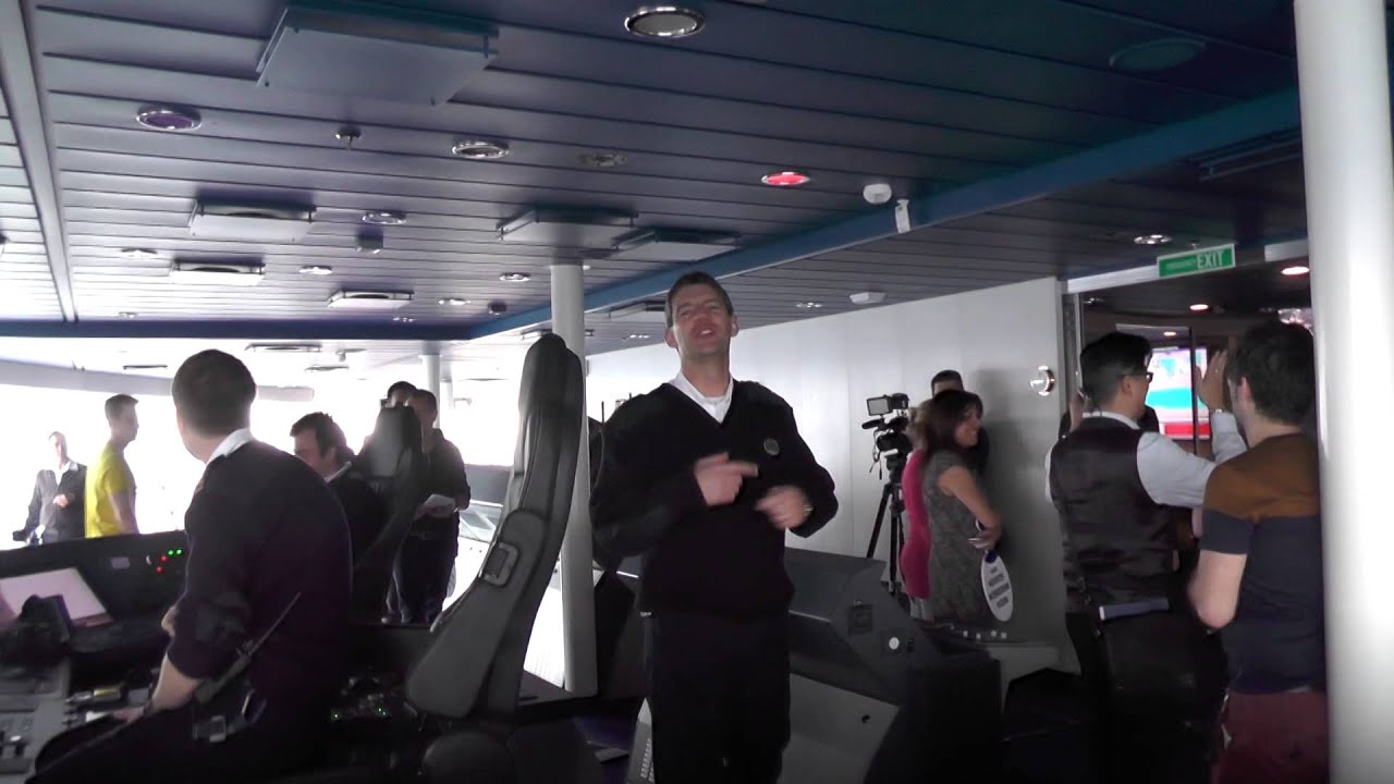 Quantum Of The Seas 1 Our Mind Blowing Bridge Tour Of