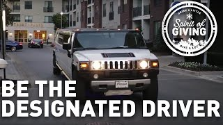 Be the Designated Driver - Spirit of Giving