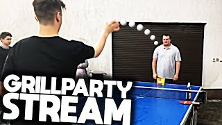 Grillparty IRL Stream mit den Jungs | Papaplatte ( Twitch Best Of )