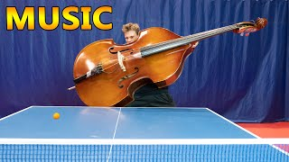 Ping Pong with Musical Instruments