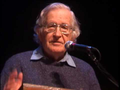 Noam Chomsky: The Costs of War