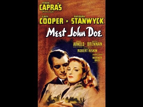 JUAN NADIE (MEET JOHN DOE, 1941, Full movie, Spanish, Cinetel)