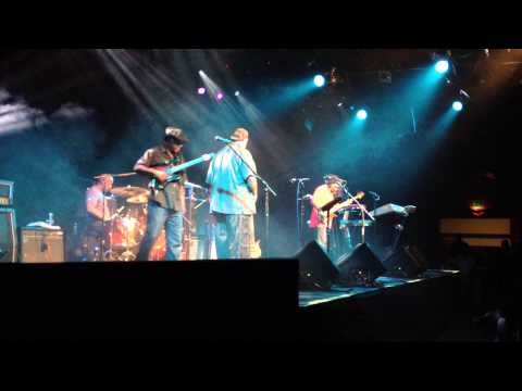 Victor Wooten Band - Medley (sex Machine, Kashmir, More...) - Mexico City - November 26th 2012 - Hd video