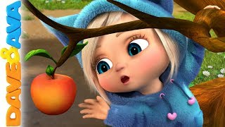 😊 Nursery Rhymes & Kids Songs | Dave and Ava 😊
