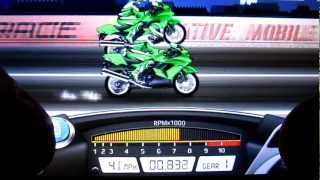 Drag Racing Bike Edition: How To Tune A Level 10 Ninja 1400 4.484s 1/8 mile!