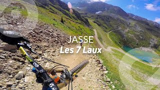 JASSE, Les 7 Laux bike park, France