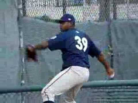 Nationals prospect Shairon Martis vs. Trenton: video from Mike Ashmore's Thunder Thoughts -- http://thunderthoughts.wordpress.com.